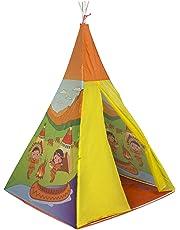 ColorBaby - Tienda de campaña india, 100 x 100 x 135 cm