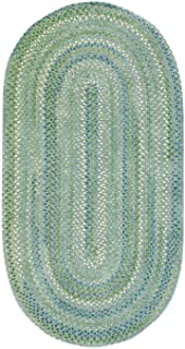 product image for Capel Waterway Sea Monster Kids Rug Rug Size: Oval 4' x 6'