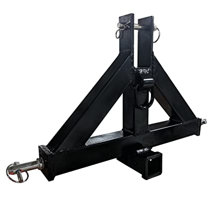 Popular Brand Compact Tractor Three 3 Point Linkage Tow Bar Frame Cat 1 Pin Heavy Equipment Attachments Ball Factory Direct Selling Price Heavy Equipment, Parts & Attachments