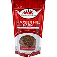 Hoosier Hill Farm Textured Soy Protein Seasoned Sausage Crumbles 2lb Bag