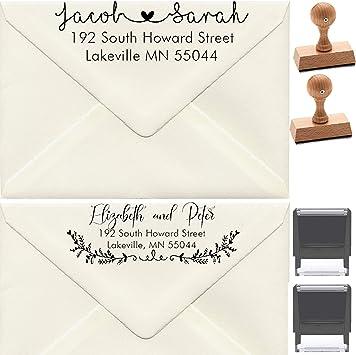 custom Return address stamp,personalized SELF INKING address stamp,wedding address stamp,R651 on sale