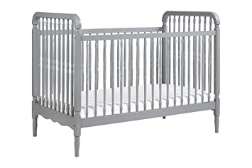 Million Dollar Baby Classic Liberty 3 In 1 Convertible Crib With Toddler  Bed Conversion