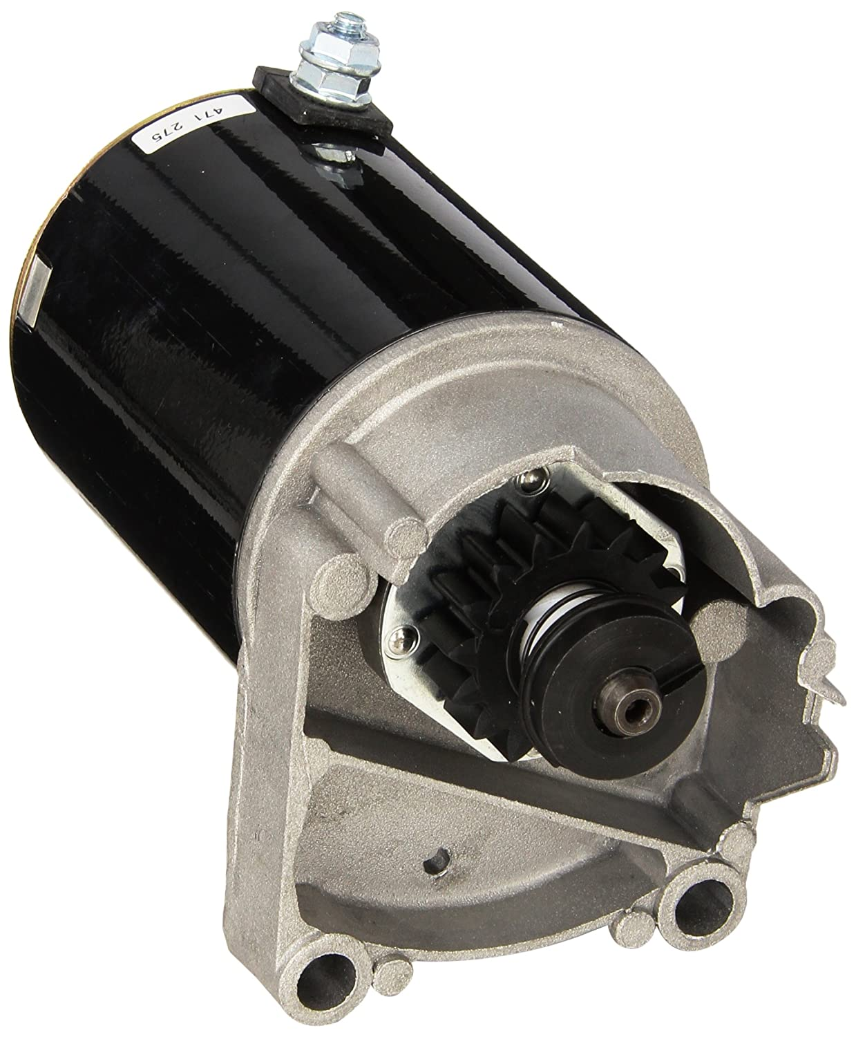 DB Electrical SBS0008 New Starter For Briggs & Stratton Air Cooled/Cub Cadet 582 580 1604 1605 1606 1610 /John Deere 116 /Toro 216-5 Tractor /393017, 394674, 394808, 497596 /AM38984, AM39287
