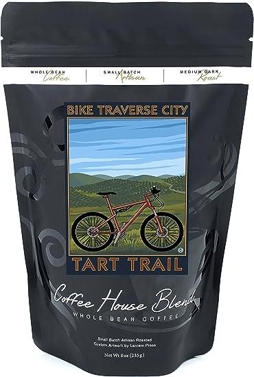 Traverse ciudad, Michigan – Bicicleta de tarta Trail: Amazon.es: Alimentación y bebidas