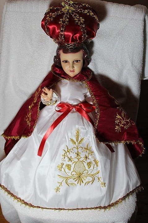 Ropa Niño Dios De La Salud (25cm)