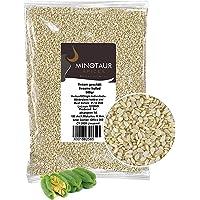 Minotaur Seeds | Sesam Wit Gepeld | Sesamzaad Natuurlijk, Veganistisch, 2 x 500 g (1 Kg)