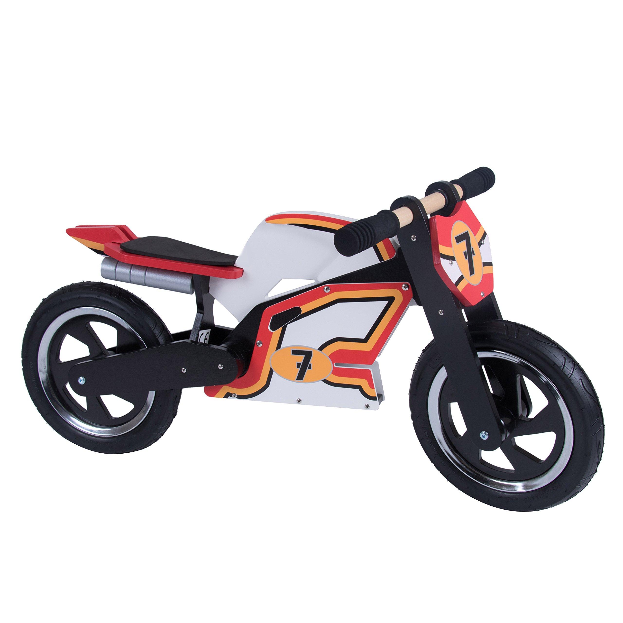 Kids Bikes /& Balance Bike Tricycle KIDDIMOTO Aluminium Mini Kids Bike Bell with Crisp Sound for Scooter
