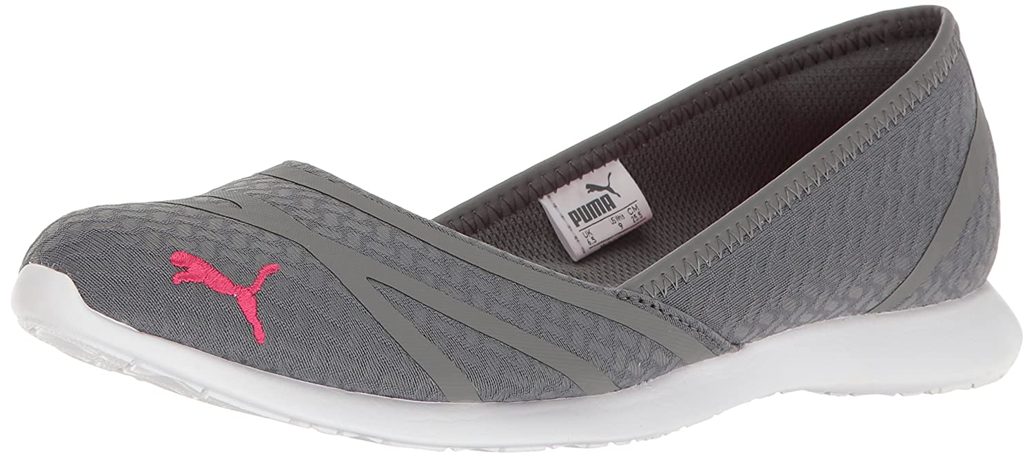 f96ad6797af2f2 Puma Women s Vega Ballet Flume Walking Shoe  Amazon.co.uk  Shoes   Bags
