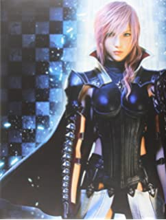The Final Fantasy XIII Complete Official Guide: Amazon co uk