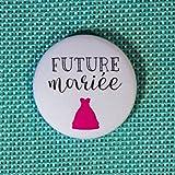 Badge mariage Future mariée