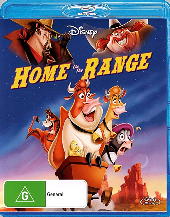 Top 8 Home On The Range Vhs