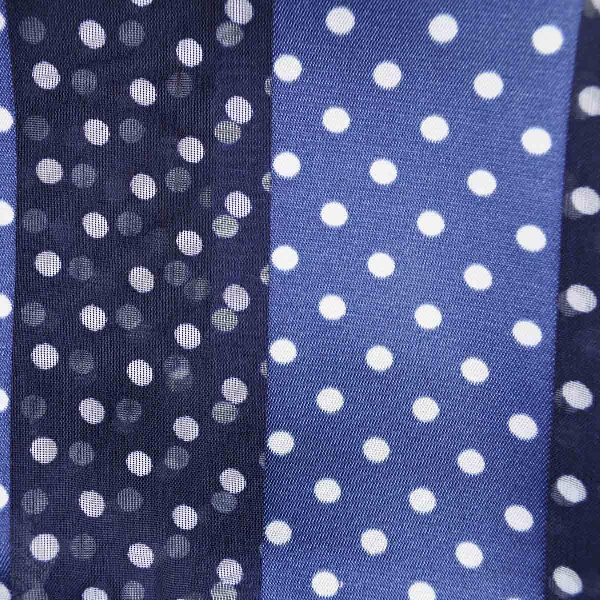 excellente qualit/é d/écharpe Motif pois r/étro foulards Jolie /écharpe pour femme Motif pois et 60s ann/ées
