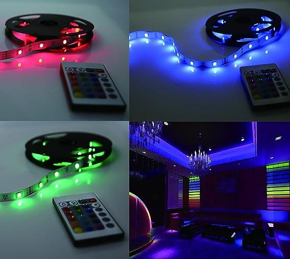 String of led lights 5m self adhesive led strip 1200 lm led strip string of led lights 5m self adhesive led strip 1200 lm led strip aloadofball Gallery
