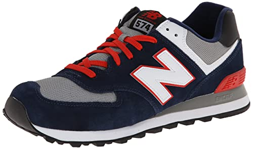 new balance ml574 azul