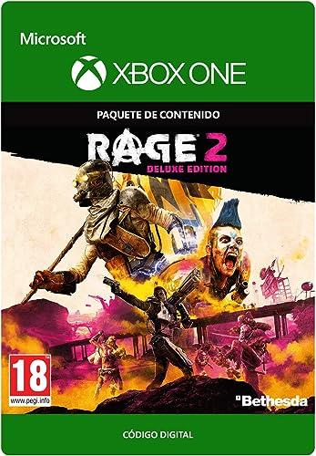 Rage 2: Deluxe Edition | Xbox One - Download Code: Amazon.es ...