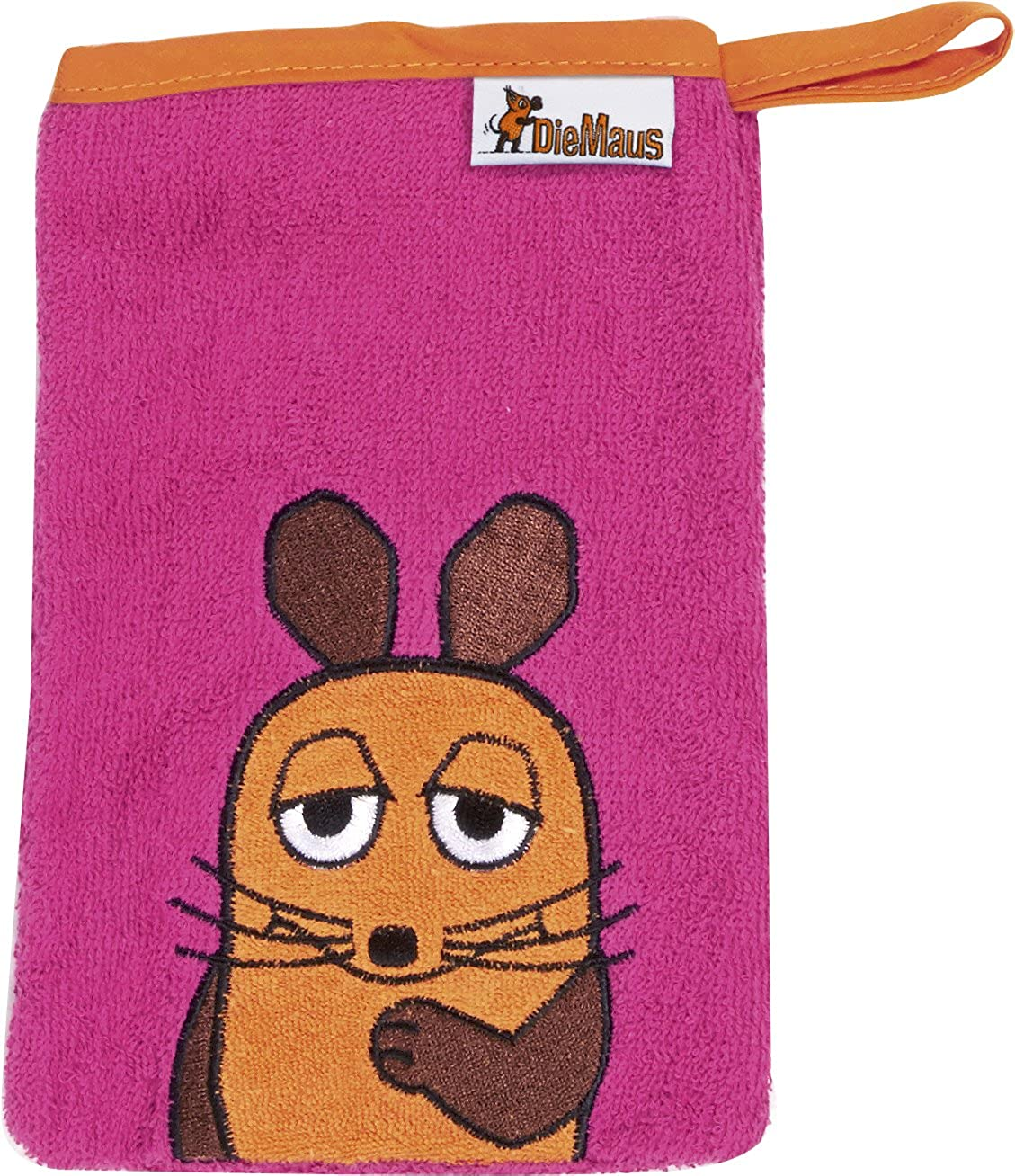 Playshoes DIE MAUS 340090-11 Frottee Waschhandschuh