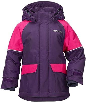 80994e79 Didriksons 1913 Ese Jacket Children pink/purple Childrens sizes 100 2018  winter jacket