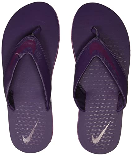 d20ab32ca Nike Men's Chroma Thong 5 Bordeaux/GrandPurp Flip Flops Sandals-10 UK/India