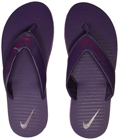 df546a8034ad30 Nike Mens Chroma Thong 5   Bordeaux-Purple  Buy Online at Low Prices in  India - Amazon.in