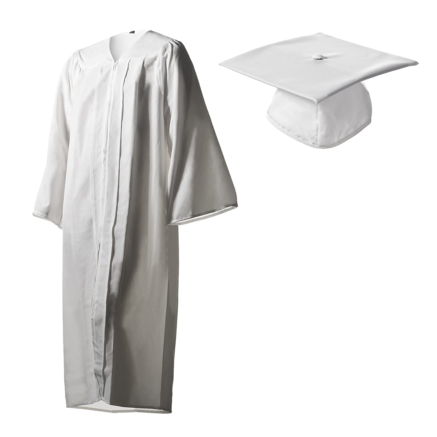 Famous White Graduation Gown Ensign - Best Evening Gown Inspiration ...