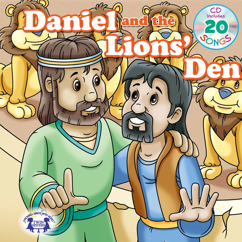 Read Online Daniel & The Lions Den Padded Board Book & CD (Let's Share a Story) pdf epub