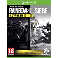 Ubisoft Tom Clancy'S Rainbow Six Siege Advanced E [Xbox One]