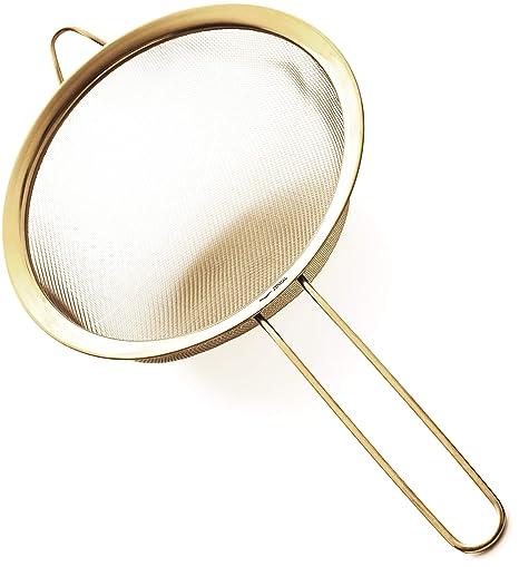 Amazon.com: Proto Future - Colador de cocina de malla fina ...
