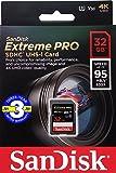 【 3年保証 】 SanDisk サンディスク SDHC カード 32GB Extreme Pro UHS-I 超高速U3 Class10 [並行輸入品]