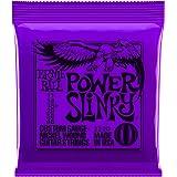 Ernie Ball LS8082 Jeu de cordes Power Slinky 11-48
