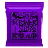 【正規品】 ERNIE BALL ギター弦 パワー (11-48) 2220 Power Slinky パワースリンキー