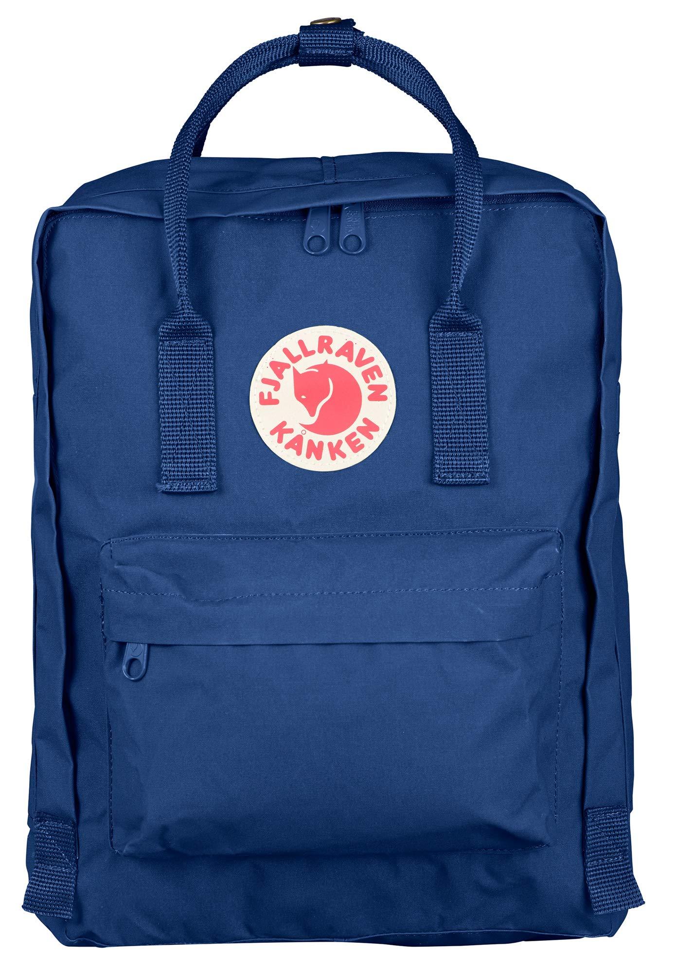 Fjallraven - Kanken Classic Backpack for Everyday, Deep Blue