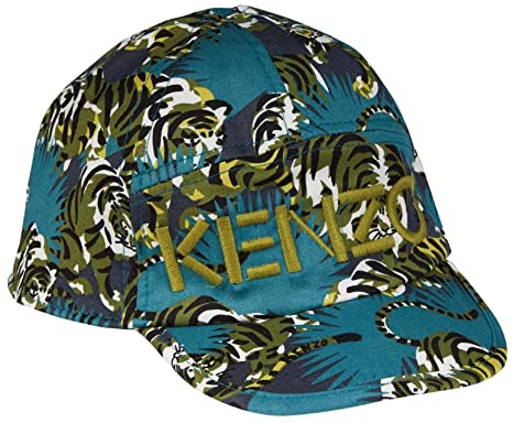 Amazon.com  Kenzo Kids Boys  Kenzo Kh Kb Jungle Cap  Clothing 83e062d130a2