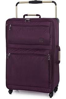 IT World's Le plus Léger Sub-0-G Ultra léger Baggage - Bordeaux, Medium - 74 x 44.5 x 25.5 cm - 2.4 kg