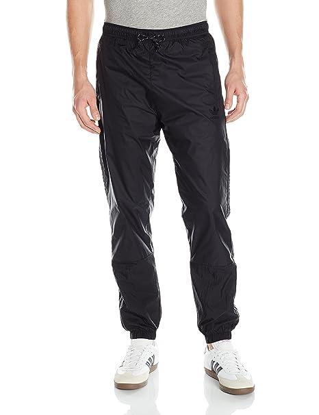 adidas Originals Men's Berlin Open Hem Pants Black Size L