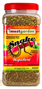 I Must Garden Snake Repellent