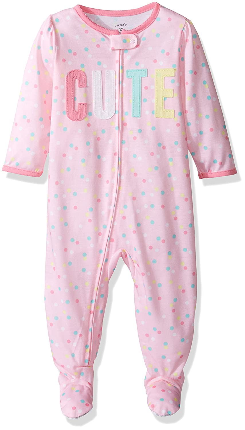 Carters Baby Girls 1 Pc Poly 333g057