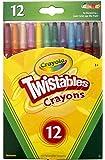 Vivid Imaginations Crayola Twistable Crayons (12 Pack)