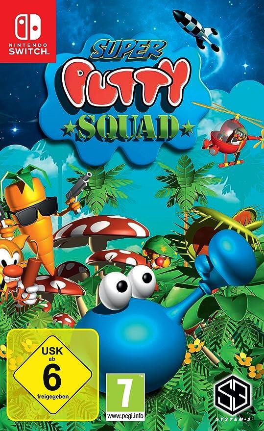 Super Putty Squad - Nintendo Switch [Importación alemana]: Amazon.es: Videojuegos