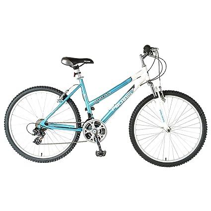 Amazon.com : Polaris Ladies 600RR Mountain Bike (Blue/White, 26 X 18 ...
