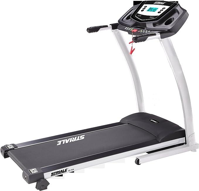 Striale ST-714 - Cinta de Correr para Fitness, Color Blanco/Negro ...