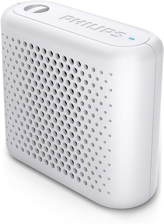 Philips Audio BT55W/00 - Mini Altavoz Bluetooth Inalámbrico ...