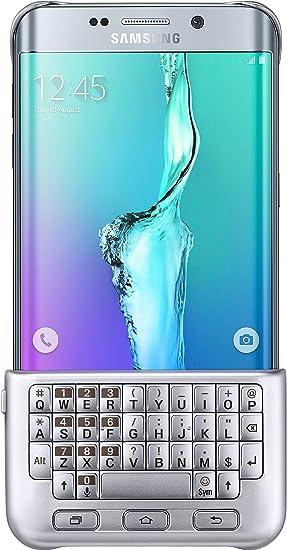 Samsung Key Board Cover - Funda con teclado para Galaxy S6 ...
