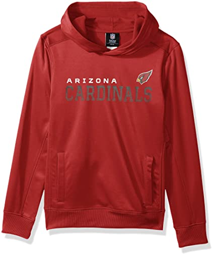 ad323e9c1 Outerstuff NFL Arizona Cardinals Boys Youth Next Level Performance Fleece  Hood