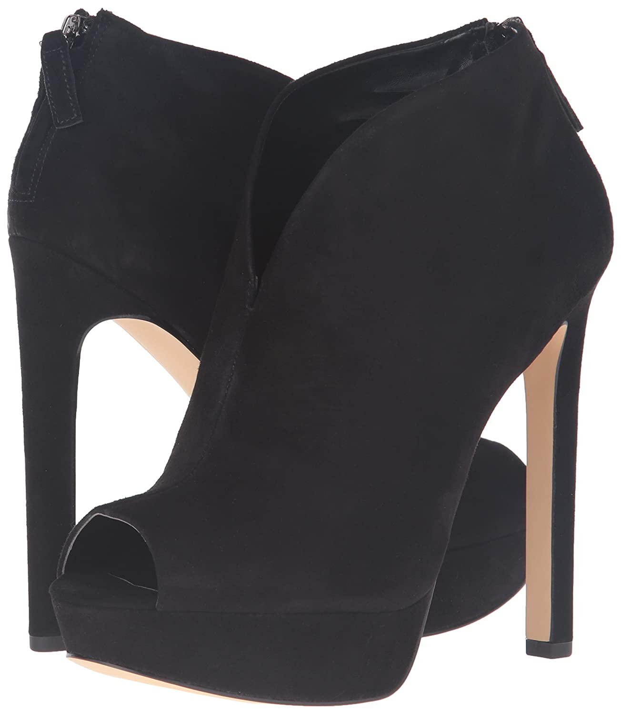 Nine West Women's Vain Suede Boot B01EY7H3BS 7.5 B(M) US|Black