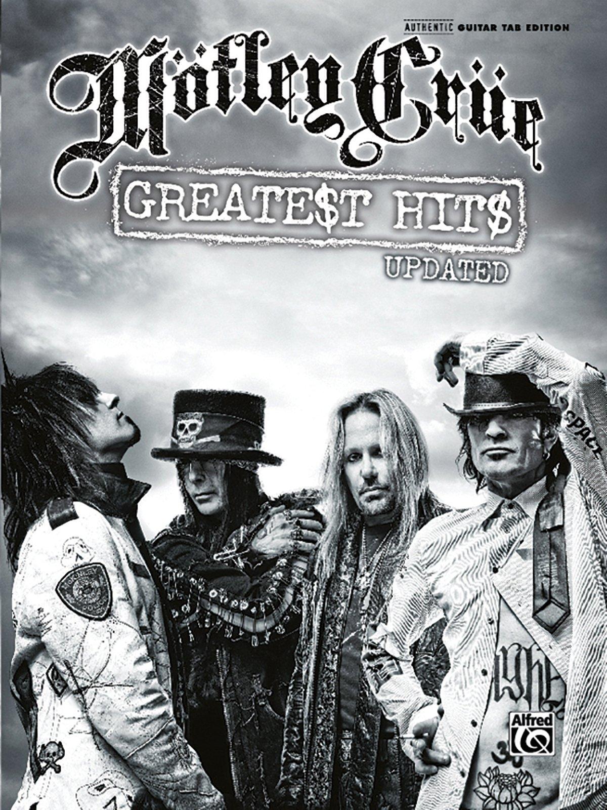 Download Motley Crue Greatest Hits: Authentic Guitar TAB (Guitar Tab Editions) pdf