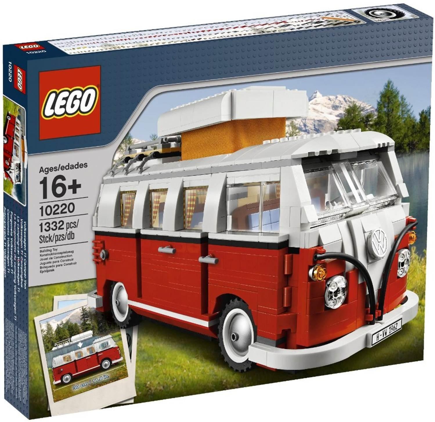 LEGO Creator Furgoneta Volkswagen T