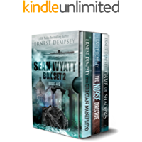 The Sean Wyatt Series: Books 4-6 Box Set: A Sean Wyatt Archaeological Thriller (Sean Wyatt Adventure)