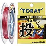 東レ(TORAY) ライン スーパーストロングPE投F4 200m