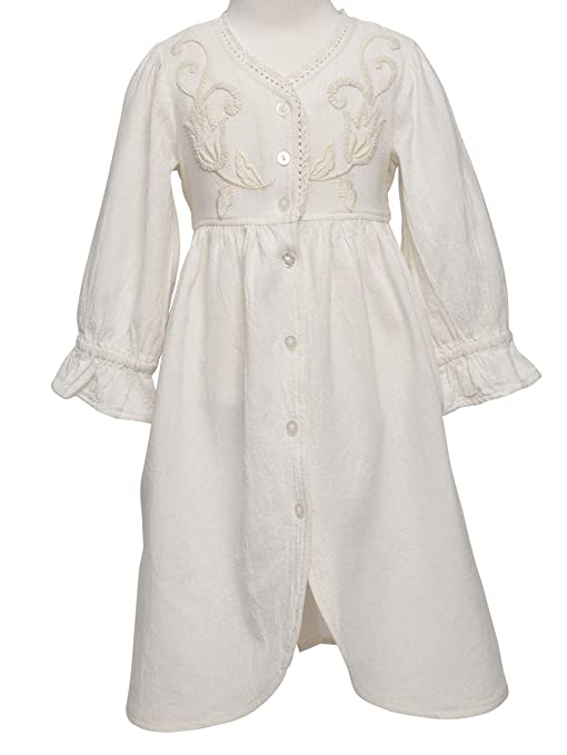 Vintage Style Children's Clothing: Girls, Boys, Baby, Toddler Occassion Girls Dress $24.50 AT vintagedancer.com