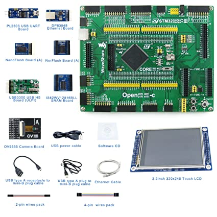 Amazon com: Designed for the STM32F4 Series, Open Source Electronic